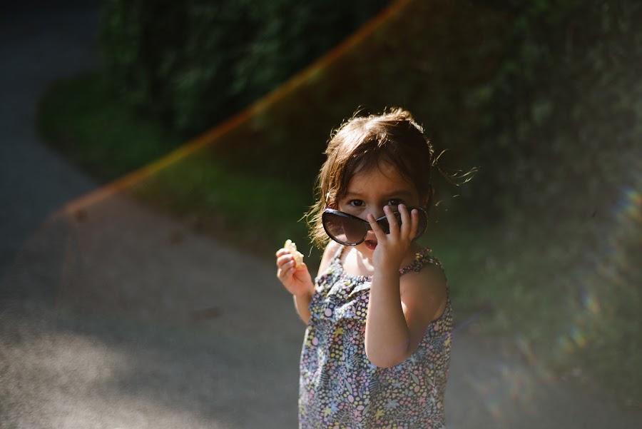 Mummy's Sunglasses by Bex Maini - Babies & Children Toddlers ( summer, sunshine, toddler, sun flare, sunglasses, sun,  )
