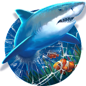 App Shark Attack Theme: Hungry shark world APK for Windows Phone