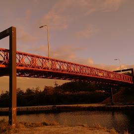 Bridge... :-)  by Ana Wisniewska - Instagram & Mobile Android