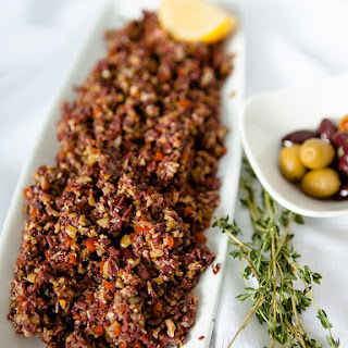 Olive Tapenade Toast Recipes