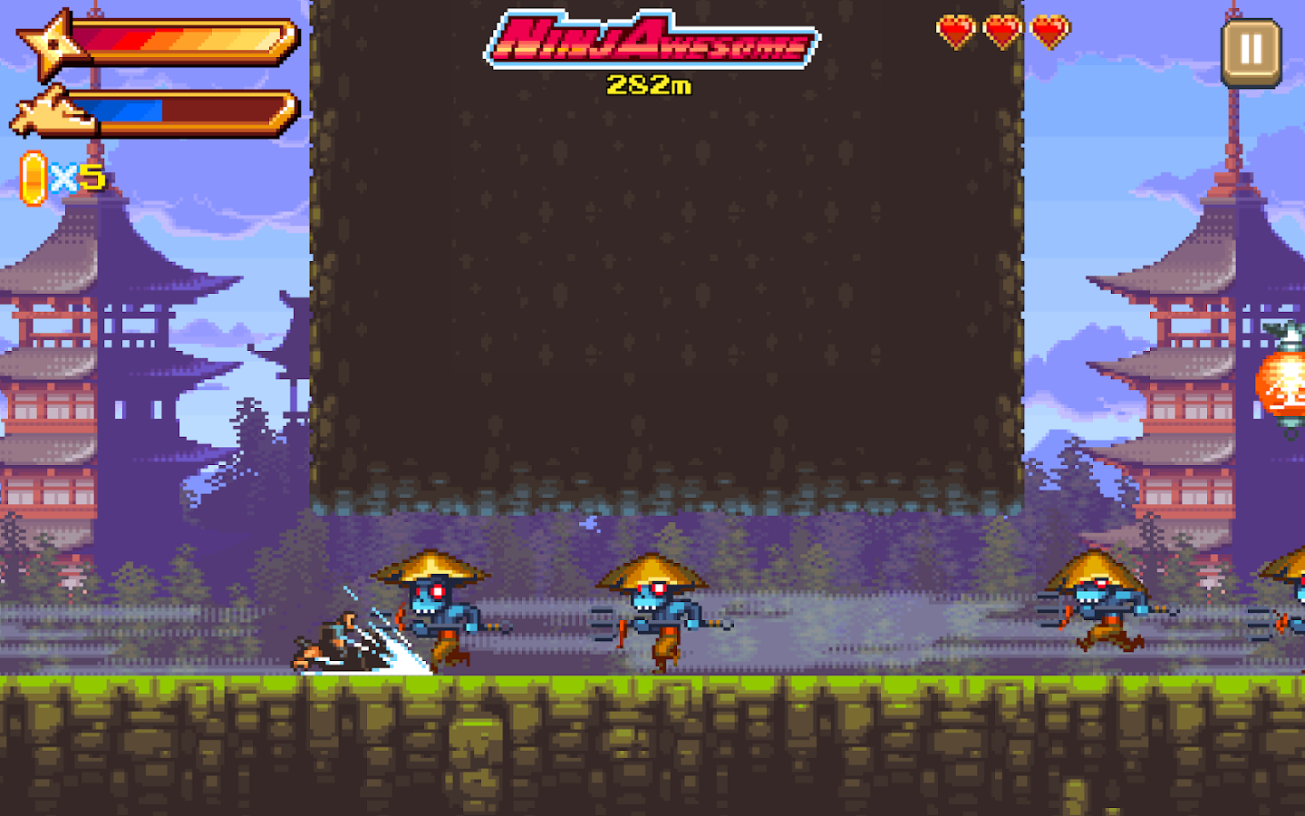 NinjAwesome Screenshot 9