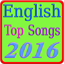 English Top Songs 2016