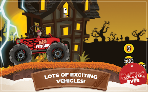 Hill Climb Racing APK for Bluestacks