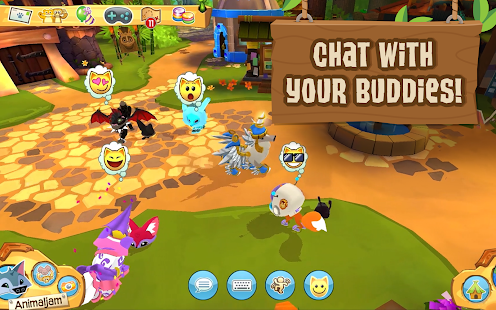 Game Animal Jam - Play Wild! apk for kindle fire