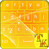 App yellow keyboard themes APK for Windows Phone