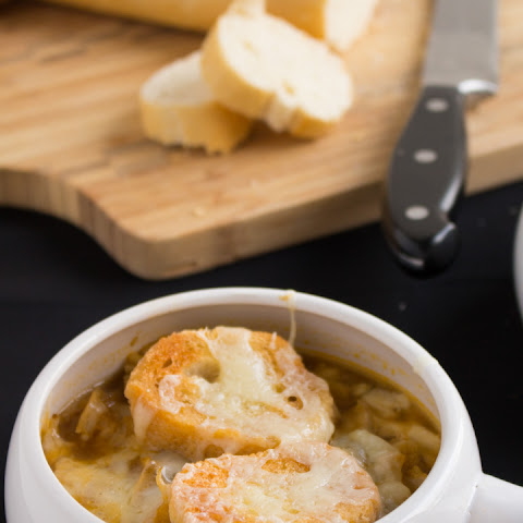 French Cauliflower Soup
