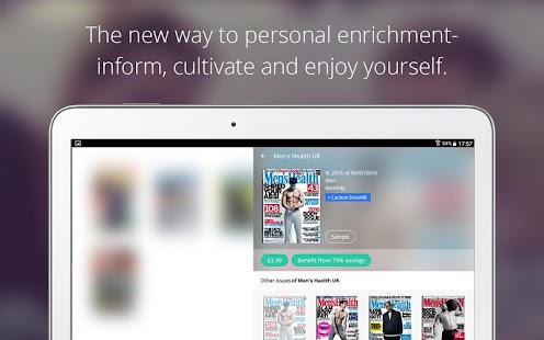 App LeKiosk - newsstand magazines APK for Windows Phone