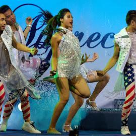 Dance  by Aung Kyaw Soe - People Group/Corporate