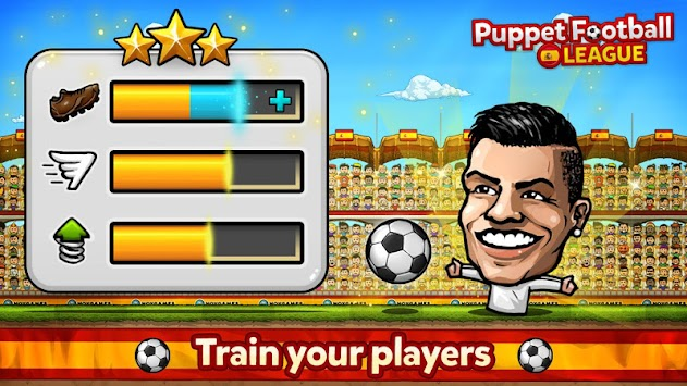 Puppet Football Spain CCG/TCG APK screenshot thumbnail 14
