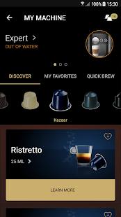 Free Nespresso APK for Windows 8