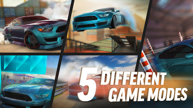 Drift Max Pro - Drift Araba Yarışı Oyunu (Unreleased) APK screenshot thumbnail 3