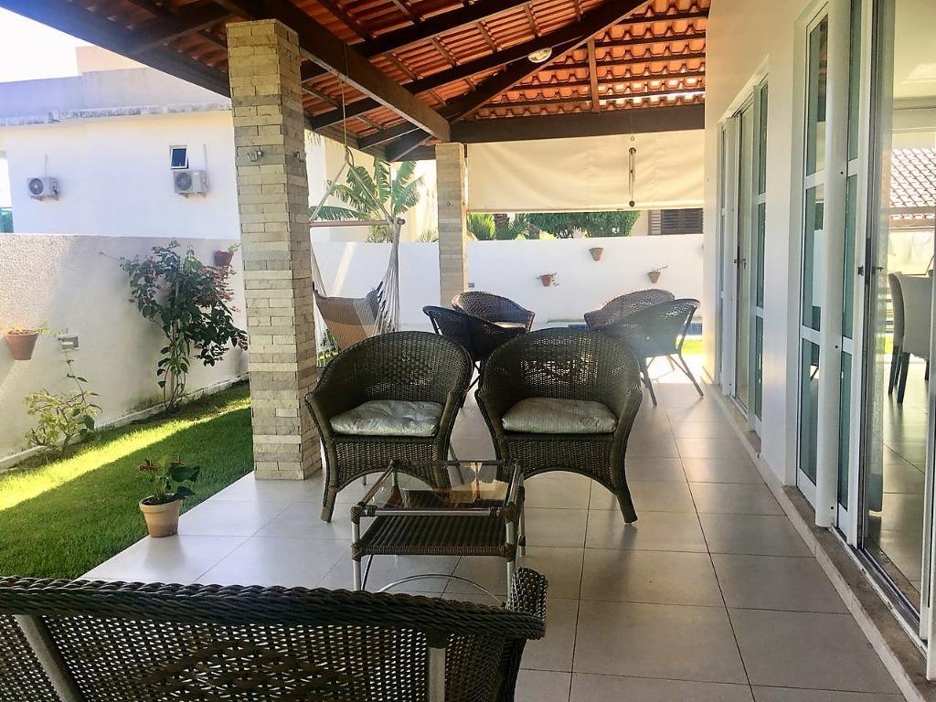 Casa residencial à venda, Altiplano, João Pessoa.