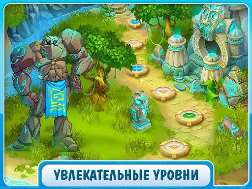 Загадки Атлантиды: три в ряд screenshot 10