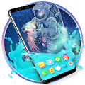 Gravity Astronaut Themes HD Wallpapers 3D icons APK