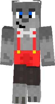 this skin is made especially for my friend! :)