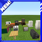 App Furniture && Technics MCPE mod apk for kindle fire