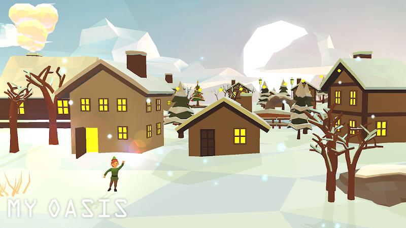 My Oasis - Calming and Relaxing Incremental Game Screenshot 12