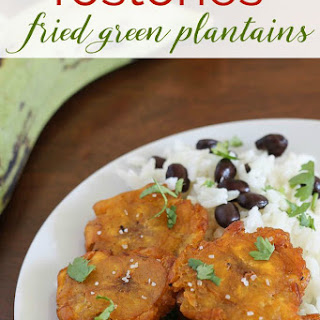 Fried Green Plantains Recipes