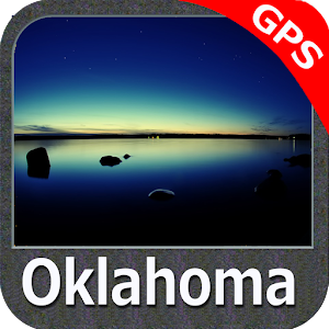 Oklahoma Lakes GPS Map For PC / Windows 7/8/10 / Mac – Free Download