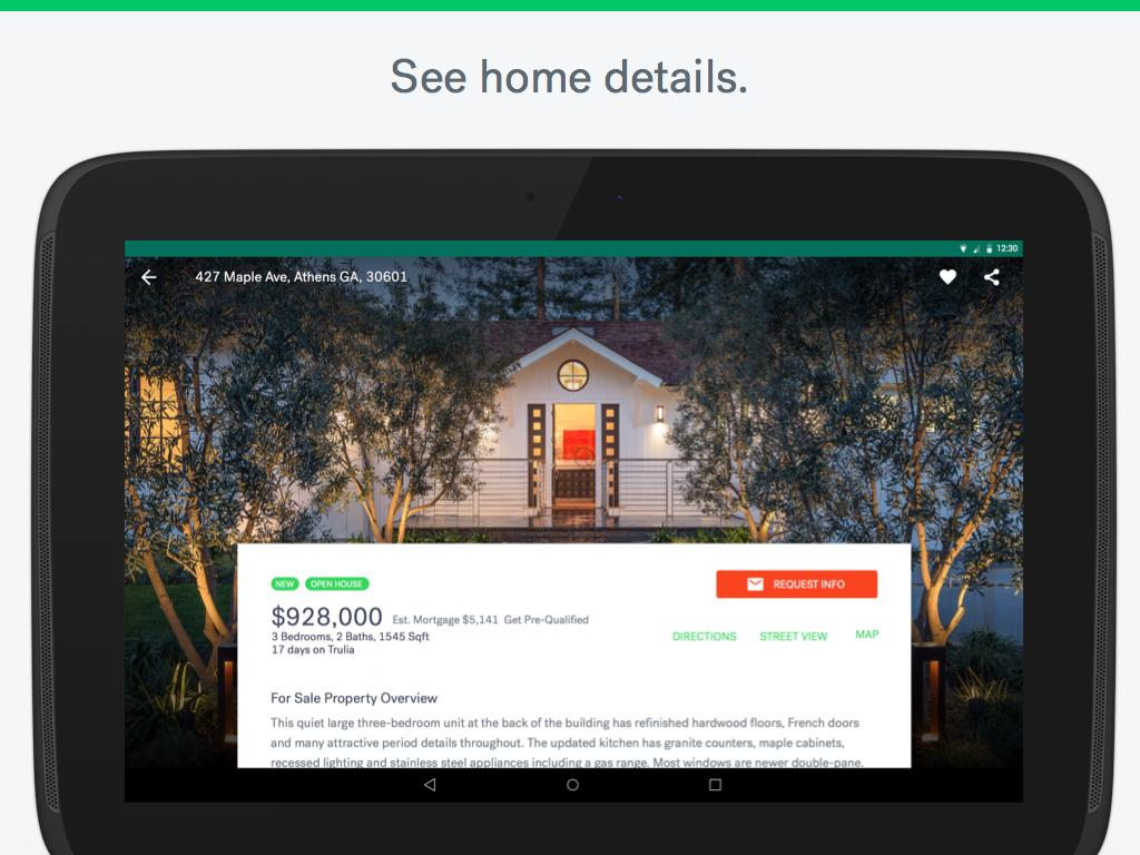 Trulia Real Estate & Rentals Screenshot 9