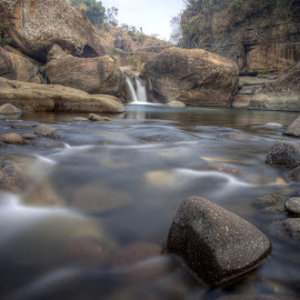 Mystic Rockpool by Morne Kotze - Landscapes Waterscapes