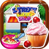 Street Bakery Shop Story APK for Ubuntu