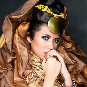 by Aji Patria - People Portraits of Women ( potrait, fashion, woman )