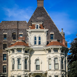 The Gerber Mansion by Biggi R. - Buildings & Architecture Homes ( toledo, mansion, gerber mansion )
