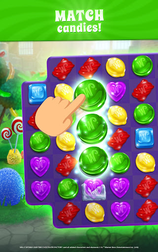 Wonka's World of Candy – Match 3 For PC