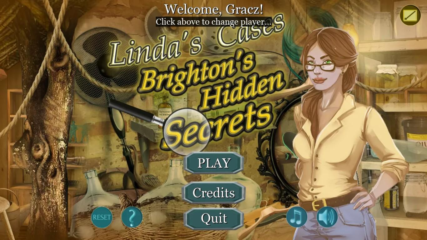 Linda's Cases: Hidden Brighton's secrets Screenshot