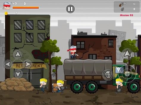 Metal Rambo apk screenshot