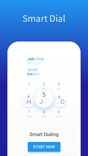 TouchPal Dialer - PhoneContact - screenshot