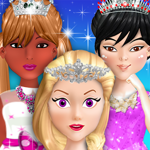 Elsa Friends MakeUp & DressUp