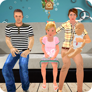 Virtual Step Father Family Simulator For PC (Windows & MAC)