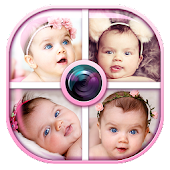 App Baby Photo Collage Editor APK for Kindle