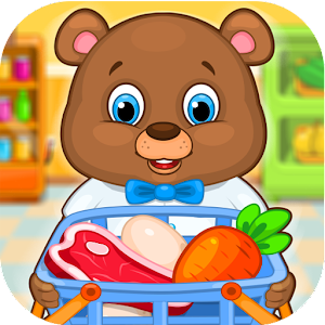 Baby supermarket - shop for your kids! APK Icon