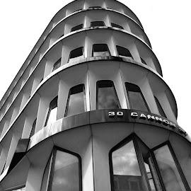 Cannon Street by Eden Nicholson - Buildings & Architecture Office Buildings & Hotels ( london,  )