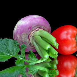 purple n red by Asif Bora - Food & Drink Fruits & Vegetables