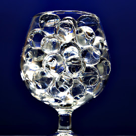 Glass of balls by Gaylord Mink - Artistic Objects Glass ( balls, glass, still )