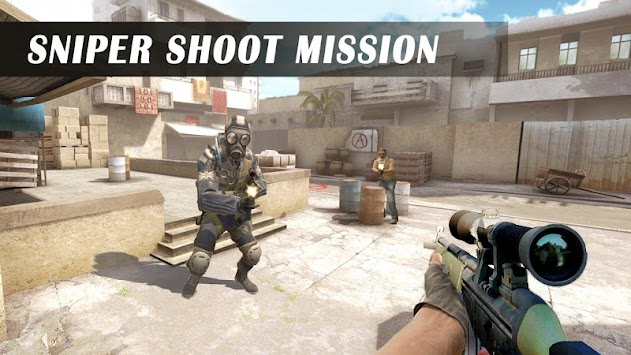 Sniper Shoot Mission apk screenshot