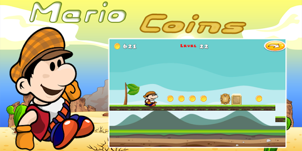 Mario Coins - screenshot
