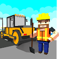 Game Blocky Highway Road Building APK for Windows Phone