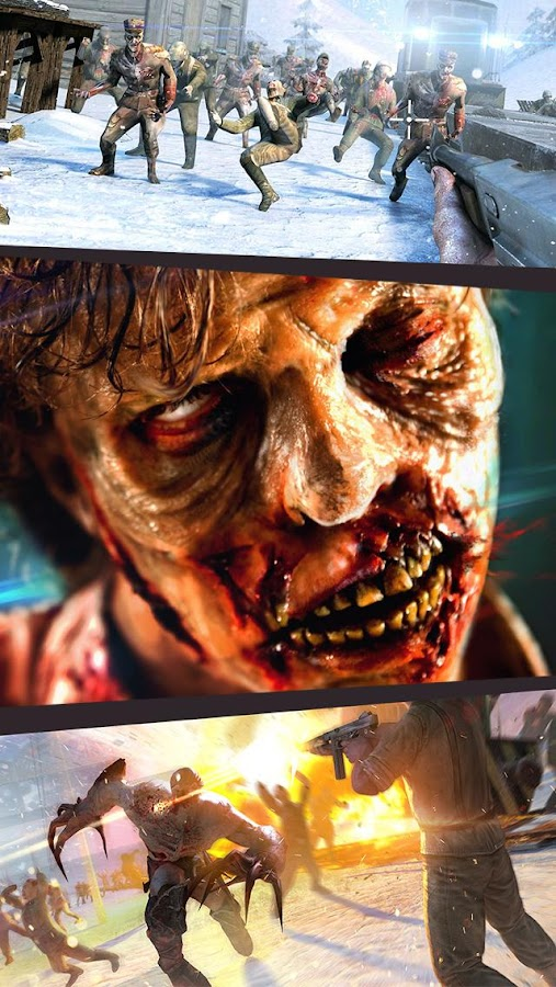 Zombie Call: Trigger Shooter Screenshot 16