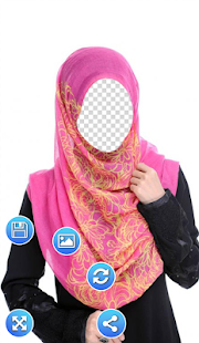 Muslim Beauty Photo Frames - screenshot