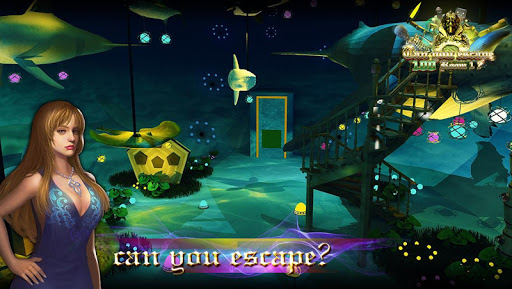 Can you escape 100 Room 4 - screenshot