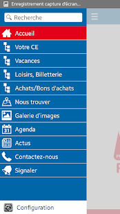 CE PSA POISSY - screenshot