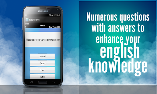 Easy English Tutor Free - screenshot
