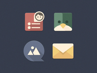 PHIX RETRO - ICON PACK Screenshot