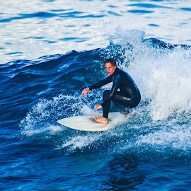 Surfing9 by Mark Holden - Sports & Fitness Surfing