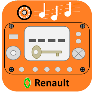 radio precode cal for renault android apps on google play. Black Bedroom Furniture Sets. Home Design Ideas